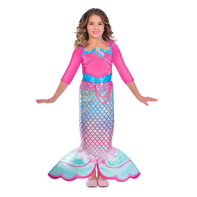 China Walkable Mermaid Tail Costume Long Sleeve For Fairy Cosplay / Birthday Party factory