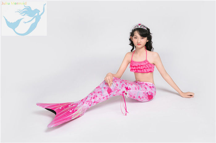 Stretchable Mermaid Tails Swimtails Flexible Good Durability Easy Drying supplier