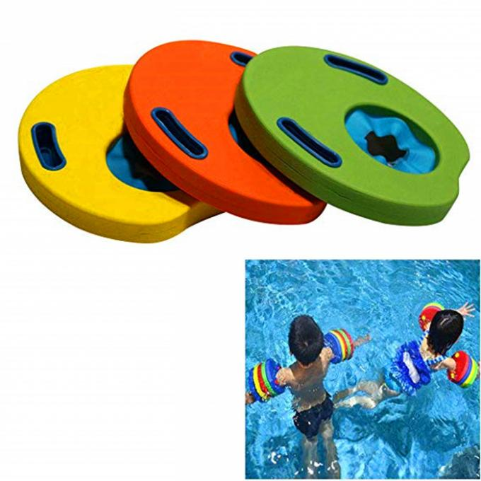 High Safety Kids Swimming Arm Discs Training Equipment Environmental Friendly