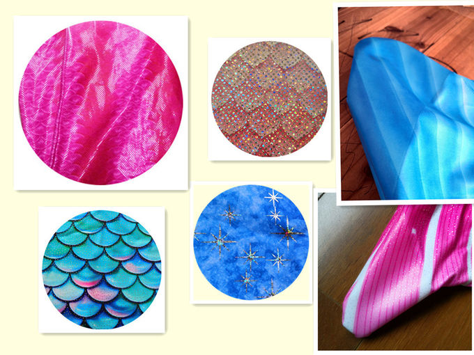 Unbreakable Swimmable Mermaid Tails With Scales 13 Sizes Optional